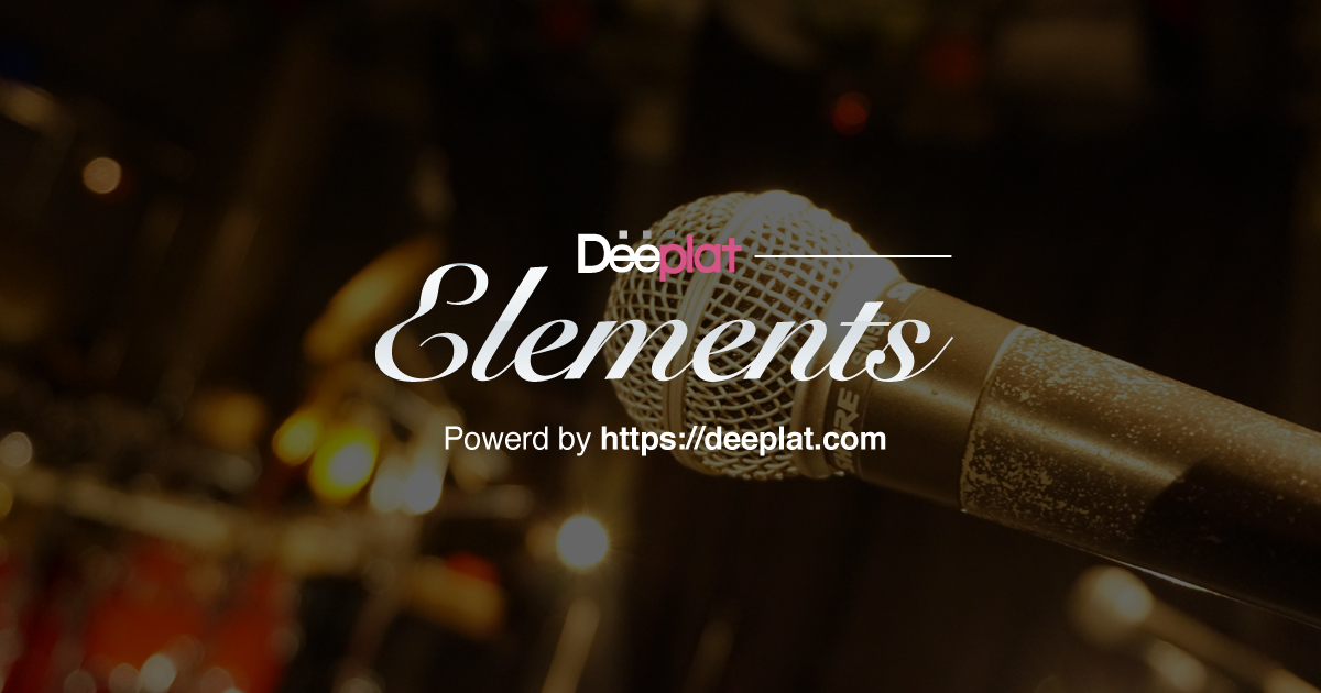 Deeplat Elements Vol.8 @ 新宿Motion